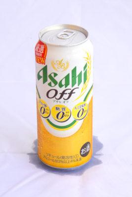 アサヒオフ500ml