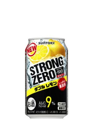 サントリー -196℃ストロングゼロ<ダブルレモン>350ml