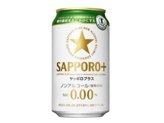 サッポロ SAPPORO+特保 350ml