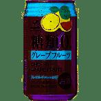 神戸 チューハイ糖類ゼロ<グレープフルーツ>350ml