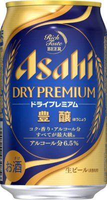 アサヒ ドライプレミアム豊醸 350ml