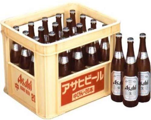 アサヒスーパードライ中瓶(2)