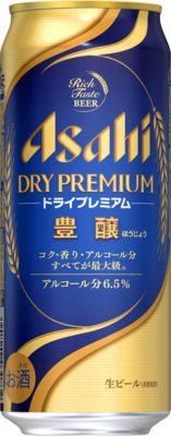 アサヒ ドライプレミアム豊醸 500ml