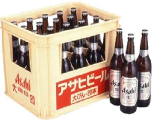 アサヒスーパードライ大瓶 (2)