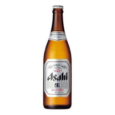 アサヒ スーパードライ中瓶