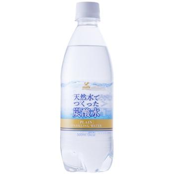 神戸 天然水でつくった炭酸水500ml