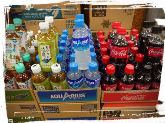 コカ・コーラ製品300mlペット各種